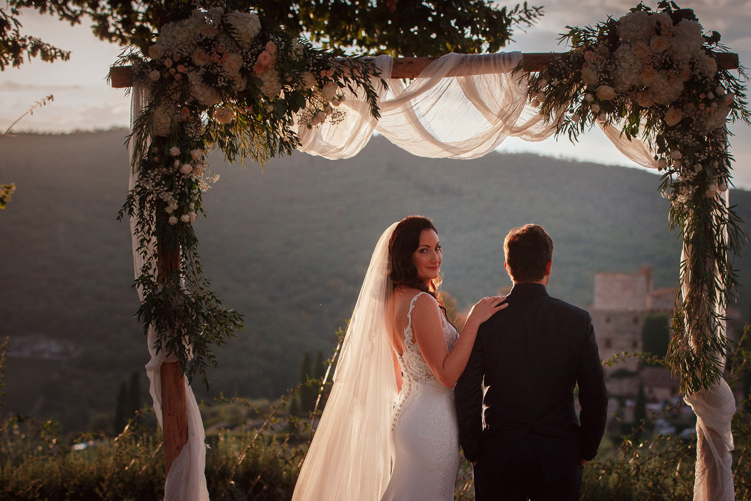 Ceremony-floral-arch